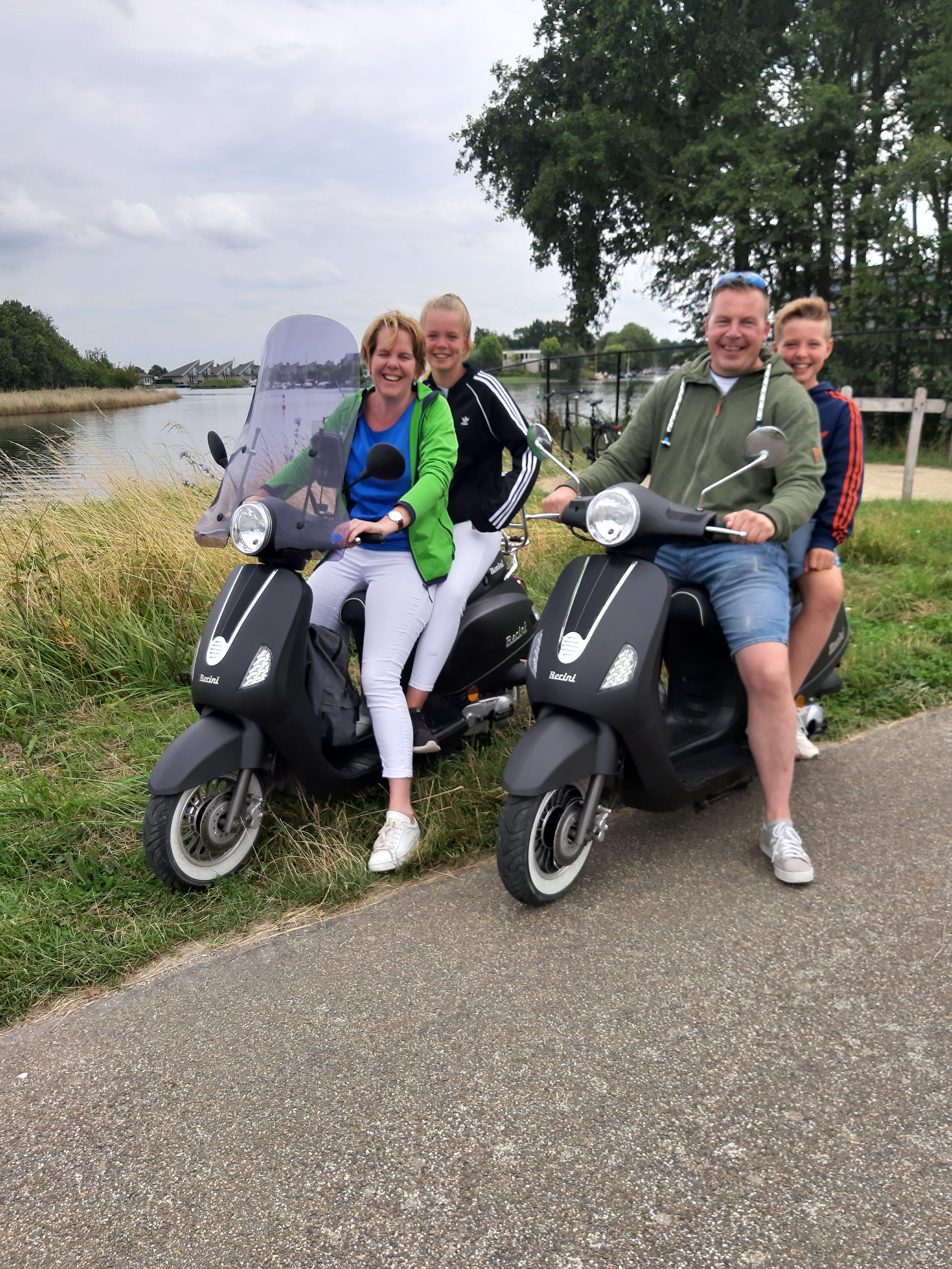 Scooterhuur Augustus 2019